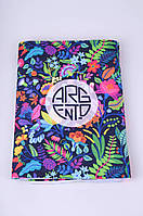 Пляжное полотенце с цветами Argento 2135-1436 One Size Цветной Argento 2135-1436
