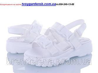 Дитячі босоніжки для дівчинки Yalike р32-38 (код 1300-00)
