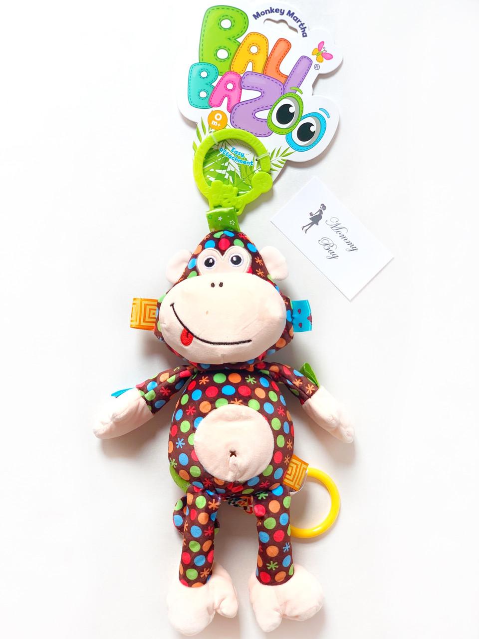 Музыкальная игрушка Обезьянка Марта (35 см) Balibazoo