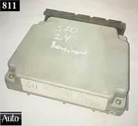 Электронный блок управления (ЭБУ) Volvo S70, V70 2.4 98-00г (B5244S)