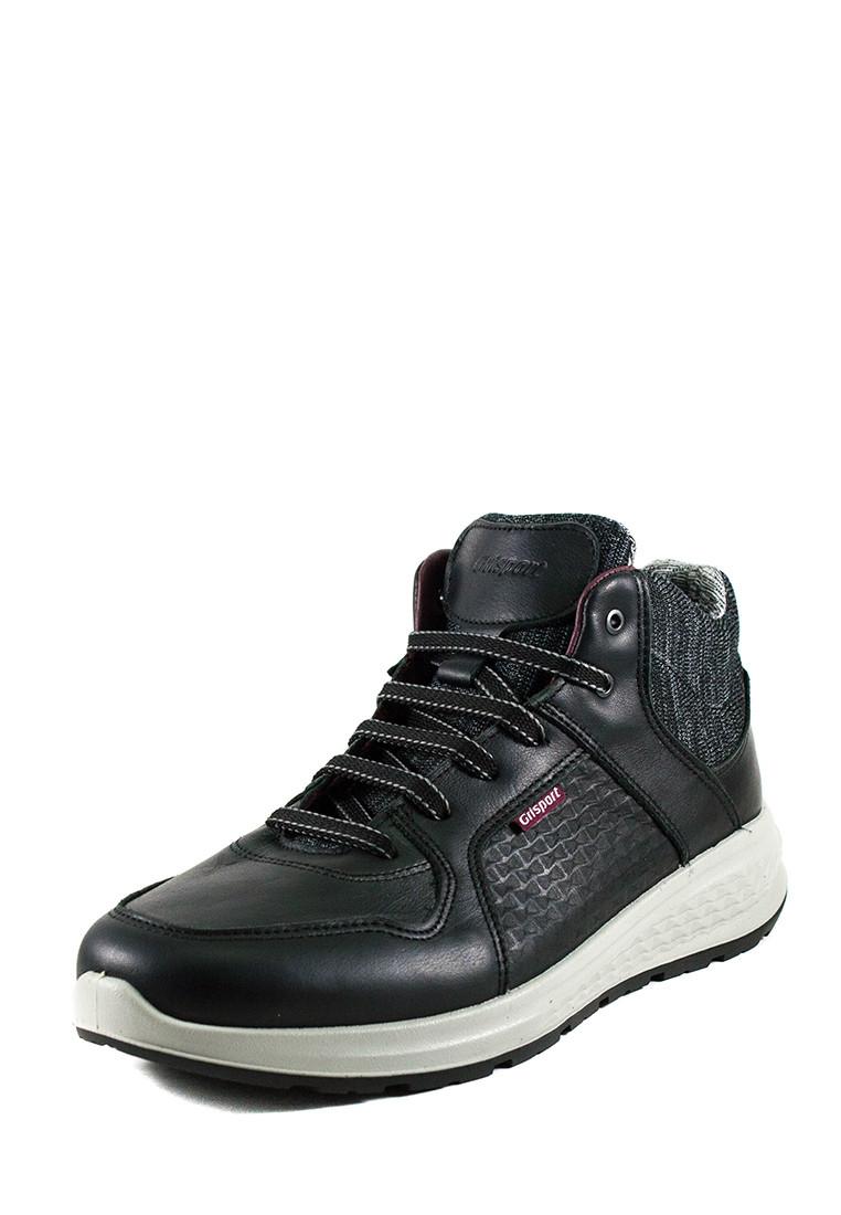 Ботинки зимние мужские Grisport 43503A20 черные (44)