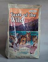 Сухой корм холистик для собак Taste of the Wild (Тест оф зе Вайлд) с индейкой, уткой и перепелка 13