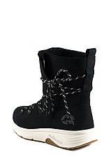 Дутики зимние женские Grunberg 198580-13-01 черные (36), фото 2