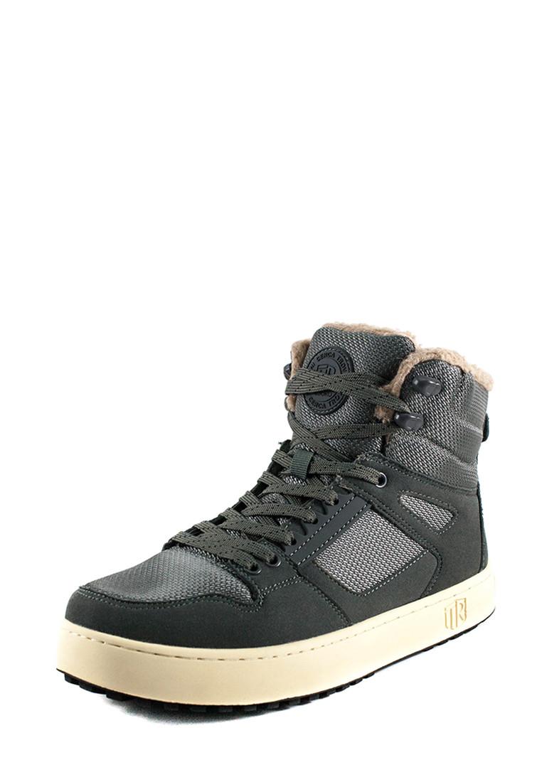Ботинки зимние мужские Tesoro 198030-22-03 серые (42)