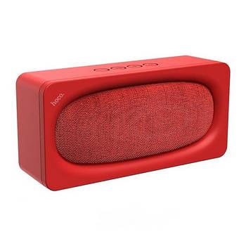 Колонка Hoco BS27 Pulsar wireless speaker Red