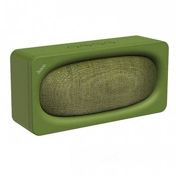 Колонка Hoco BS27 Pulsar wireless speaker Army Green