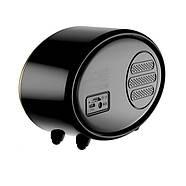 Колонка Hoco BS25 Time wireless speaker Black, фото 2