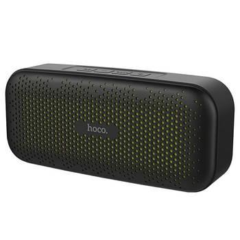 Колонка Hoco BS23 Elegant rhyme wireless speaker Black