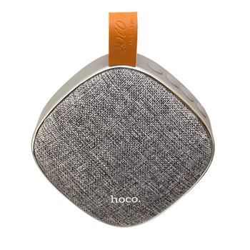 Колонка Hoco BS9 Light textile desktop wireless speaker Gray