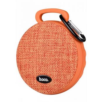 Колонка Hoco BS7 MoBu sports wireless speaker Orange