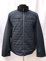 """Куртка мужская демисезонная стеганая, размеры 48-56 """"KING"""" недорого от прямого поставщика"""