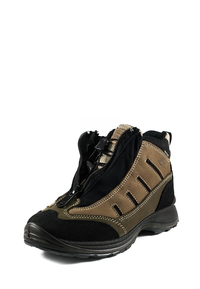 Ботинки зимние мужские Grisport 11389N2T-1 бежево-черные (41)