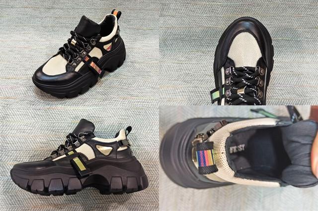 Массивные женские кроссовки, Vifesst фото
