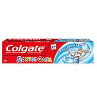 Colgate Доктор Заяц детская зубная паста /2+лет/ 50 мл со вкусом жвачки