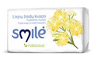 Smile мило туалетное 90 гр Липа и Мёд