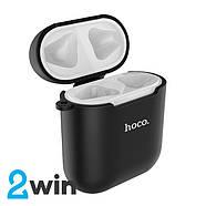 Чехол Hoco Airpods Wireless Headset TPU Case Черный, фото 2