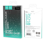 Чехол Hoco Crystal clear series TPU case for iPhone XS Прозрачный, фото 3