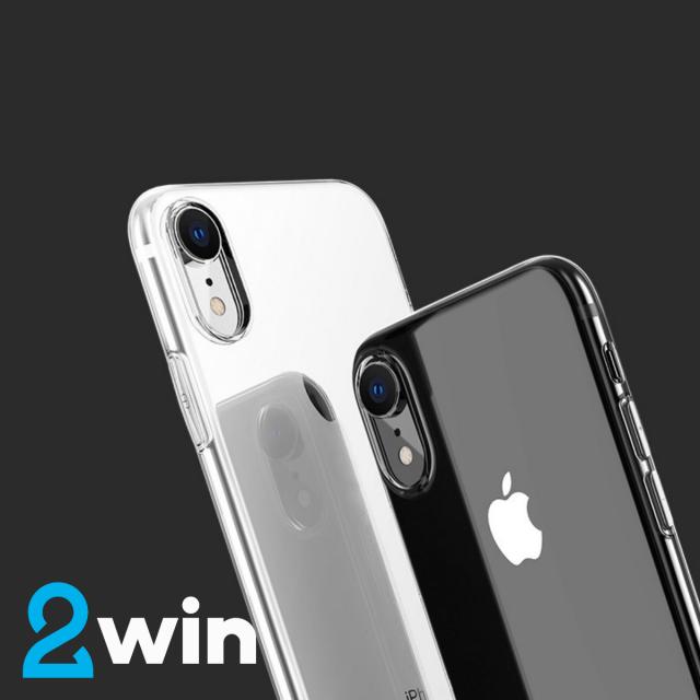 Чехол Hoco Crystal clear series TPU case for iPhone XR Прозрачный