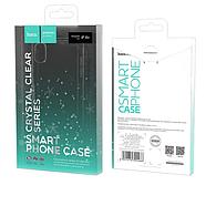 Чохол Hoco Crystal clear series TPU case for iPhone XR Прозорий, фото 2