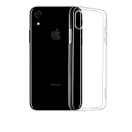 Чохол Hoco Crystal clear series TPU case for iPhone XR Прозорий, фото 3