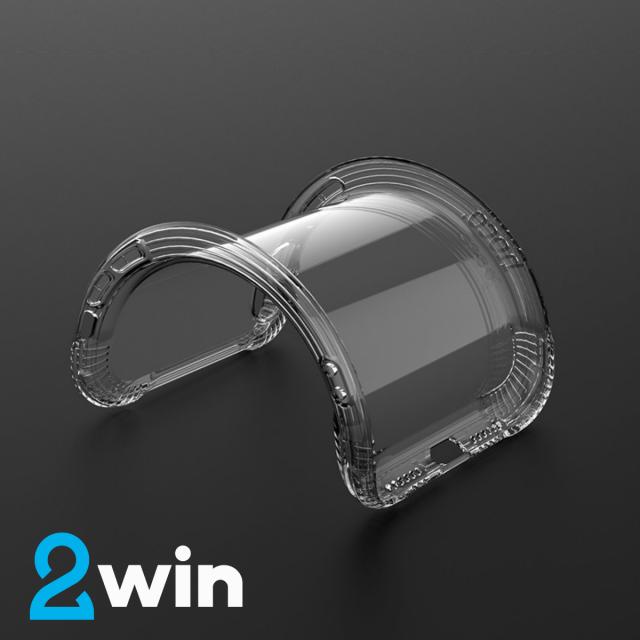 Чехол Hoco Armor Series shatterproof soft case for iPhone XR Прозрачный
