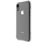 Чохол Hoco Armor Series shatterproof soft case for iPhone XR Прозорий, фото 2