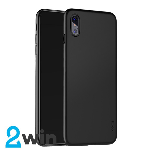 Чехол Hoco Thin Series PP case for iPhone XS Черный