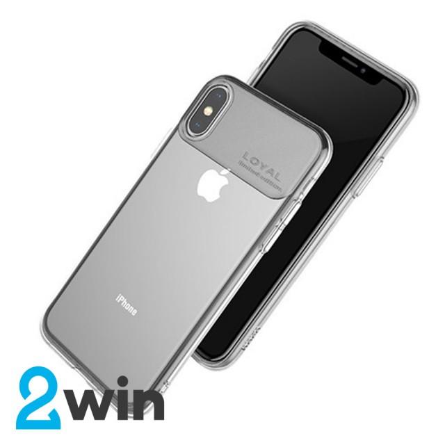 Чехол Hoco Water rhyme series protective case for iPhone XS Max Прозрачный