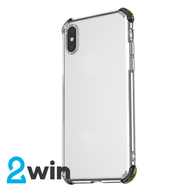 Чехол Hoco Ice Shield series TPU soft case for iPhone XS Max Прозрачный