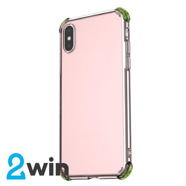 Чехол Hoco Ice Shield series TPU soft case for iPhone XS Max Розовый