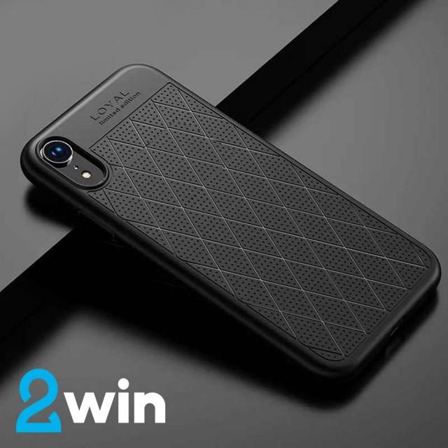 Чехол Hoco Admire series protective case for iPhone XR Black