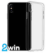 Чехол Hoco Light series TPU case for iPhone XS Max Черный, фото 2