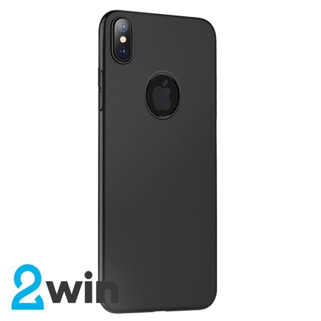 Чехол Hoco Fascination series protective case for iPhoneXS Max(with hole) Черный