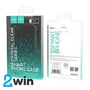Чохол Hoco Crystal clear series TPU case for iPhone 7/8 Прозорий, фото 2