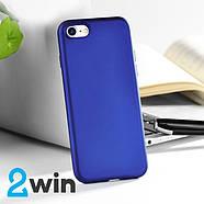 Чехол Hoco Phantom series protective case for iPhone 7/8 Синий, фото 2