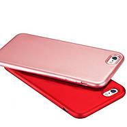 Чехол Hoco Phantom series protective case for iPhone 7/8 Розовое Золото, фото 2