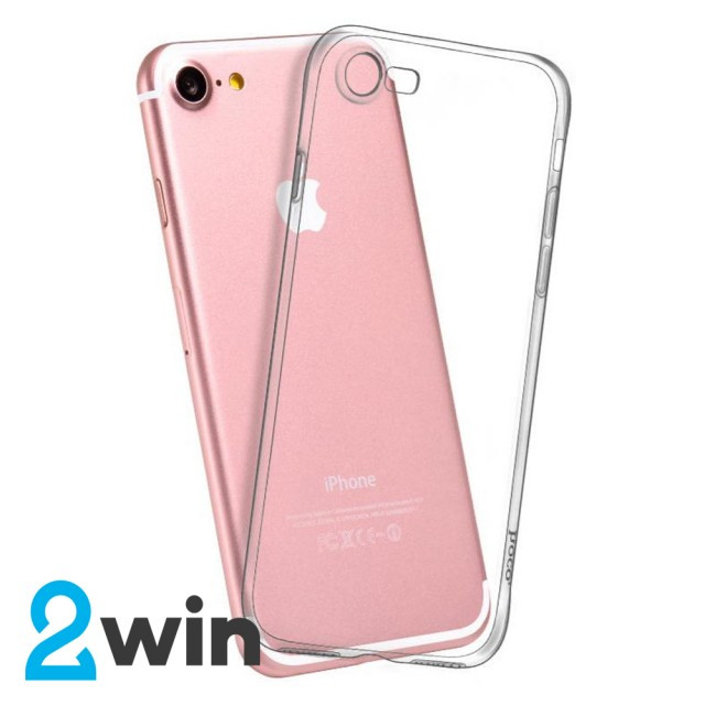 Чехол Hoco Light series TPU cover for iPhone 7/8 Прозрачный