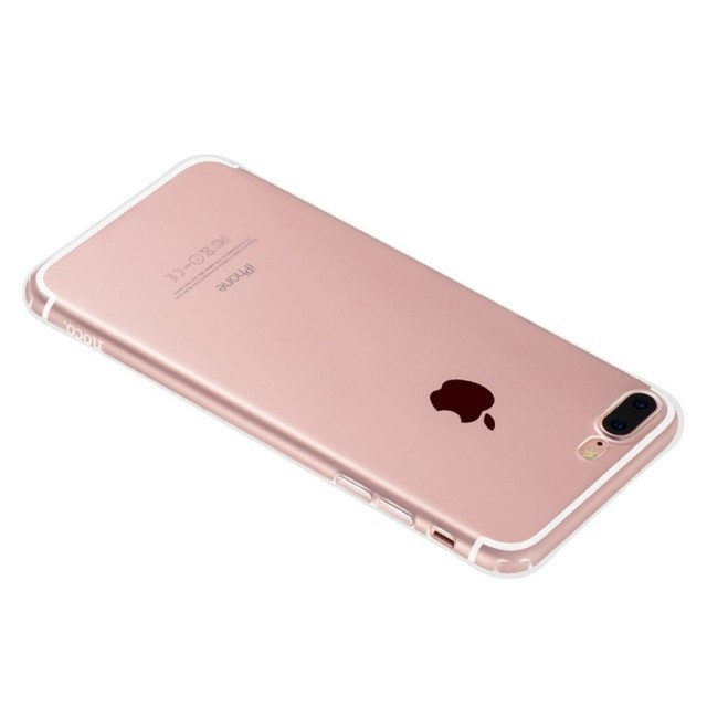 Чохол Hoco Crystal clear series TPU case for iPhone 7 Plus/8 Plus Прозорий
