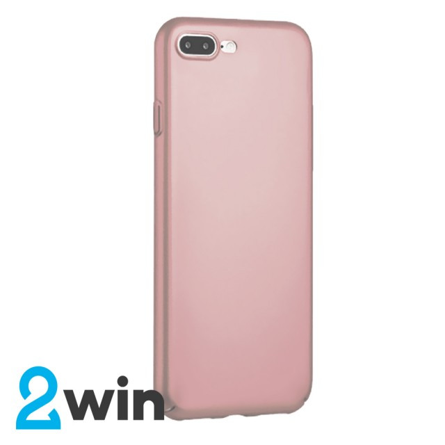 Чохол Hoco Phantom series protective case for iPhone 7 Plus/8 Plus Рожеве Золото