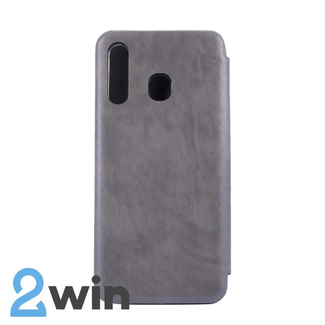Чехол-книжка Gelius Samsung A20 Серый