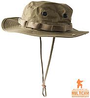 Панама Helikon-Tex® BOONIE Hat - PolyCotton Ripstop - Coyote, фото 1
