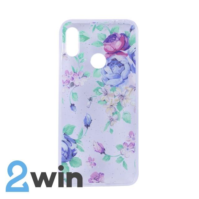 Чохол Fashion Квіти Xiaomi Redmi Note 7 Мод. 05