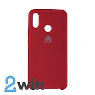 Чехол Jelly Silicone Case Huawei P Smart Plus Красный, фото 2