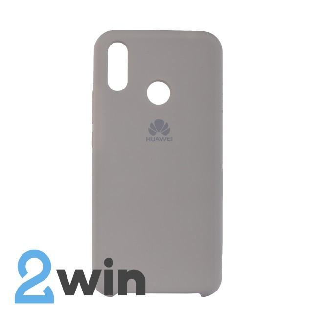 Чехол Jelly Silicone Case Huawei P Smart Plus Каменный