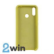 Чехол Jelly Silicone Case Huawei P Smart Plus Желтый, фото 2