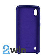 Чехол Jelly Silicone Case Samsung A10 Ультрафиолетовый, фото 2