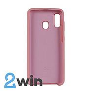 Чехол Jelly Silicone Case Samsung A20 Сладкая Вата, фото 2