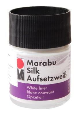 Медиум для подрисовок на цветном шелке, 50 мл, Marabu