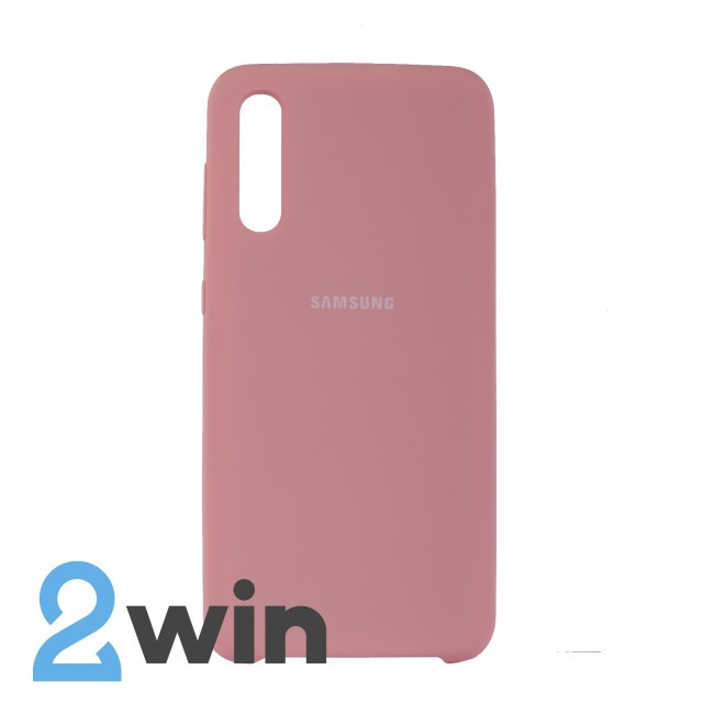 Чохол Jelly Silicone Case Samsung A50 Цукрова Вата