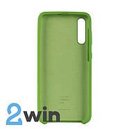 Чохол Jelly Silicone Case Samsung A50 Зелений, фото 2